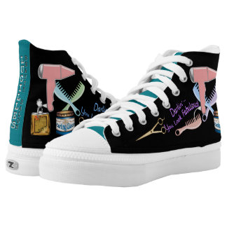 You Look Fabulous - Personalized High Tops