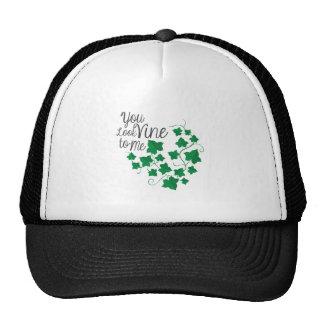You Look Vine Trucker Hat