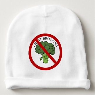 You love broccoli? baby beanie