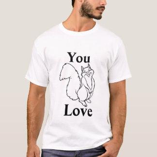 You Love Deez Nutz T-Shirt
