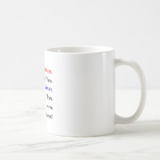 You love flowers, but you cut them. love animal coffee mug