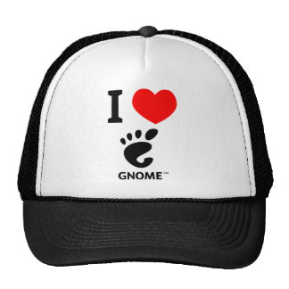 You love Gnome? Show it! Mesh Hat