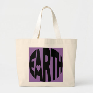 You love the Eart Large Tote Bag