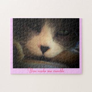 You make me rumble- Valenpuzzle Puzzle