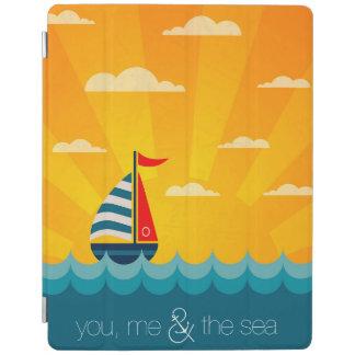 You Me & The Sea iPad Cover