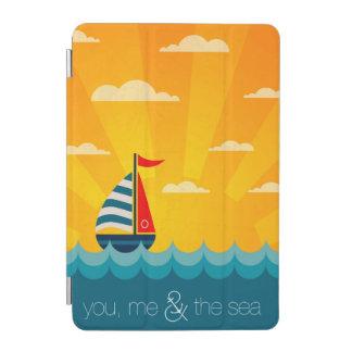 You Me & The Sea iPad Mini Cover