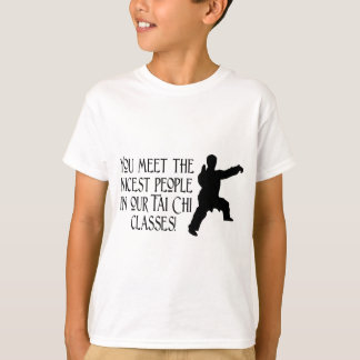 You meet the nicest people T-Shirt