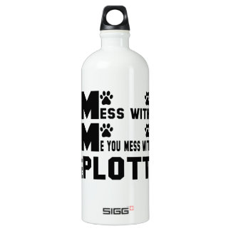 You mess with my Plott