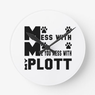You mess with my Plott Clock