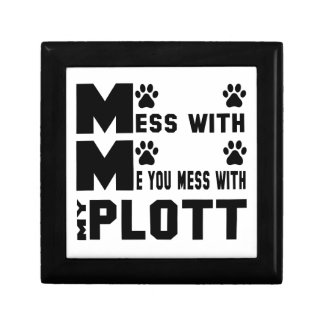 You mess with my Plott Jewelry Boxes