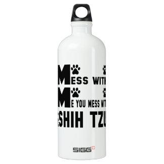 You mess with my Shih Tzu