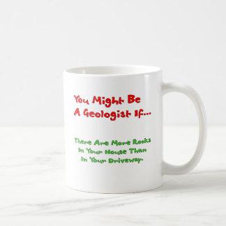 You Might Be A Geologist If... Mug (houseRocks)