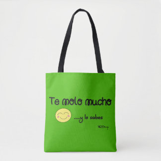 You Molo Much Stock market Tote Bag
