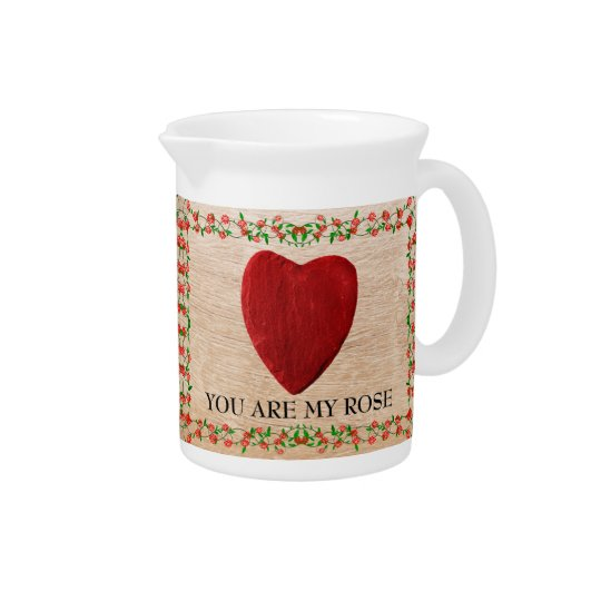 You of acres my rose drink pitchers