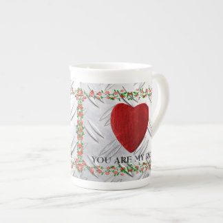 You of acres my rose tea cup