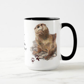 You Otter Know You're the World's Best Boss Mug