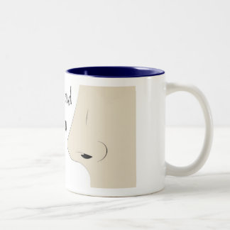 You Pick Me and I'll Pick You Two-Tone Coffee Mug