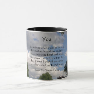 You Poem, Ringer Mug