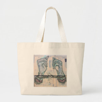 you release large tote bag