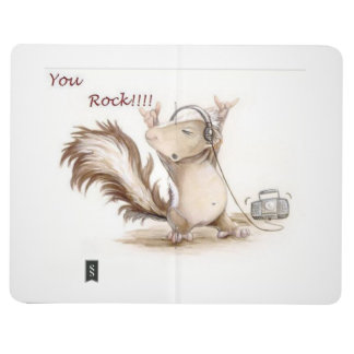 """YOU ROCK"" FUN POCKET JOURNAL"