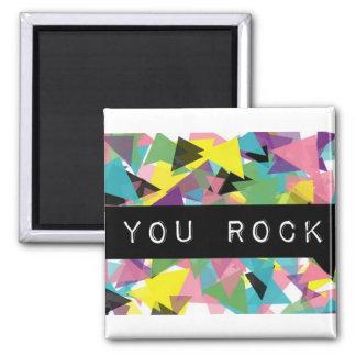 You Rock Magnet