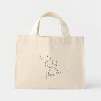 You Rock Mini Tote Bag