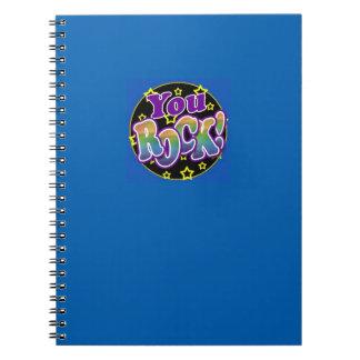You Rock! Notebook