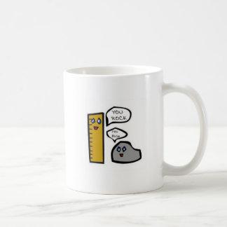 You Rock! You Rule! Coffee Mug