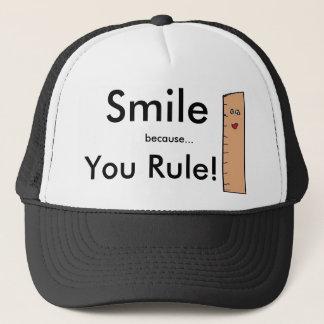 You Rule! Trucker Hat