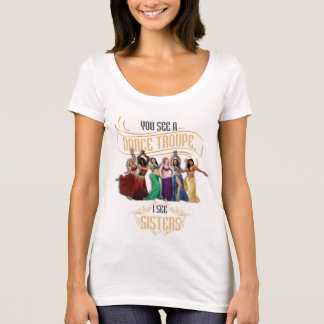You see a dance troupe T-Shirt