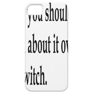 You Should Have Prayed 2 iPhone 5 Cover