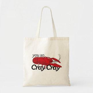 You so Cray Cray! Tote Bag