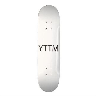 You Talk Too Much.ai Skateboard Deck