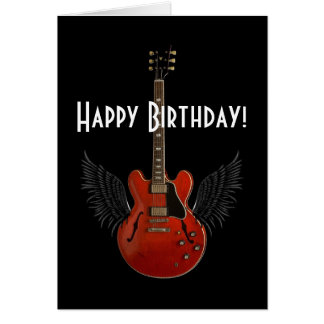 You Totally Rock! Birthday Card
