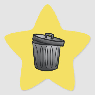 You Tried - Trash Version Star Sticker