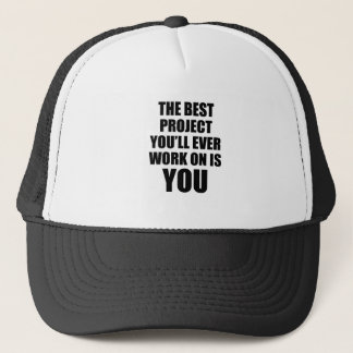 You Trucker Hat