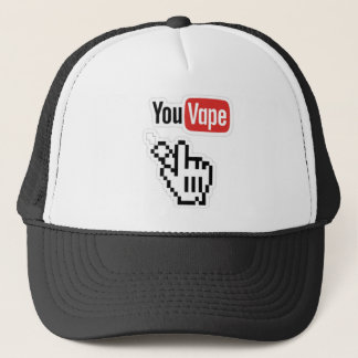 You Vape Trucker Hat