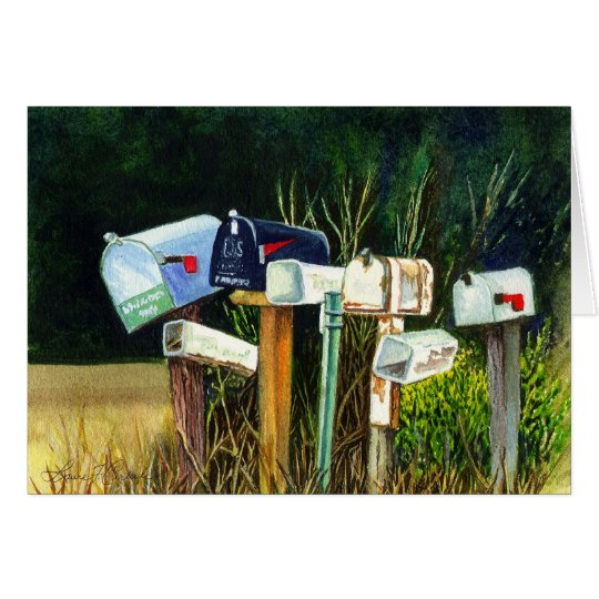 "You""ve Got Mail Card"