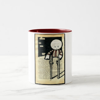You who are here…The Biscuit Barrel Mug