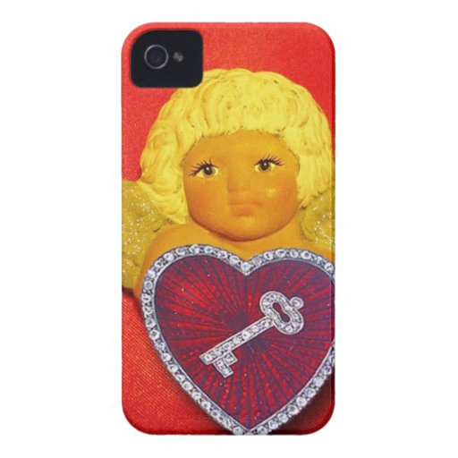 You Won My Heart Valentine iPhone 4 Case-Mate Case