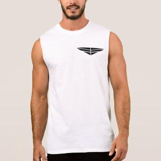 You you even lift? sleeveless shirt