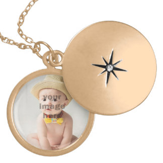 youe image here locket necklace