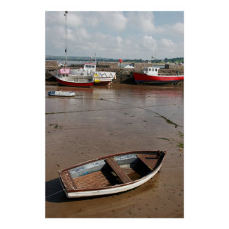 youghal harbour poster