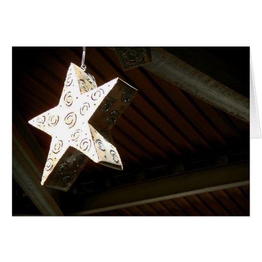 You'll Always be my Shining Star Card