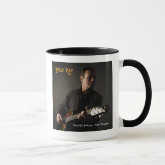 You'll Know I'm There by Billy Kay CD Coffee Mug