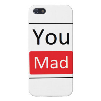 YouMad.com iPhone 5/5S Cover