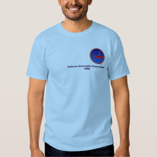 young adult front, Unitarian Universalist Young... Tshirt
