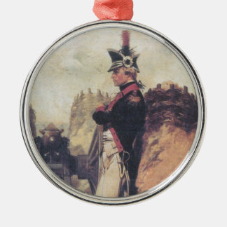 Young Alexander Hamilton ornament
