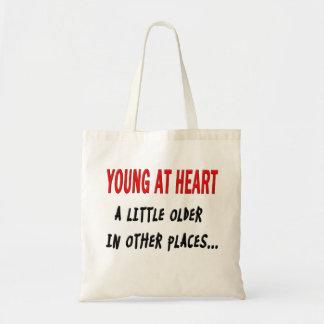 Young at Heart Tote Bag