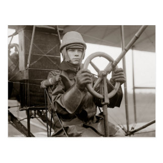 Young Aviator, 1912 Postcard